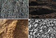 Доставка: песок,  щебень,  гравий,  грунт.