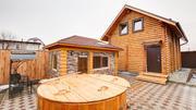 Строительство деревянных Домов,  Бань на основе сруба