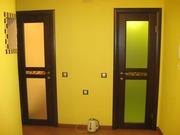 Установка межкомнатных дверей недорого.